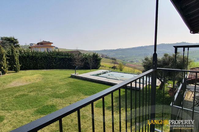 Luxury Monferrato villa-7