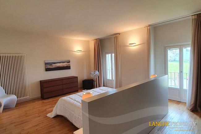Luxury Monferrato villa-9