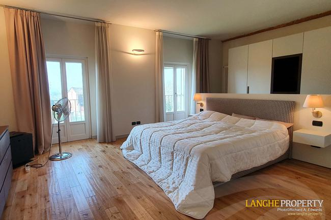 Luxury Monferrato villa-10