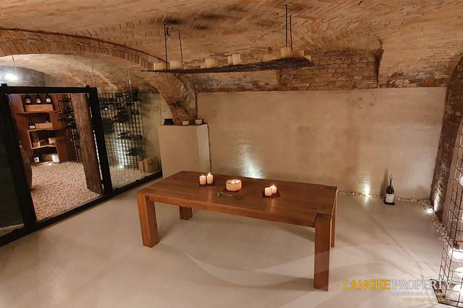 Luxury Monferrato villa-14