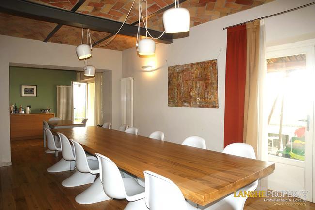 Luxury Monferrato villa-23
