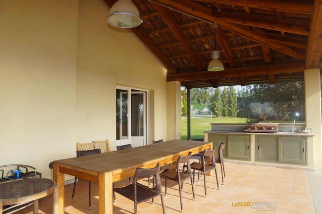 Luxury Monferrato villa-25