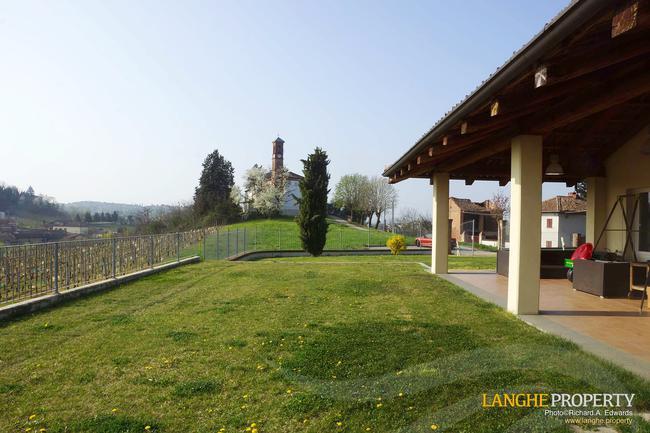 Luxury Monferrato villa-26