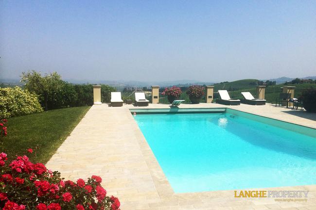 Luxury home in Barolo area-34