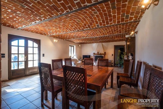 Asti farmhouse with guest apartment-6