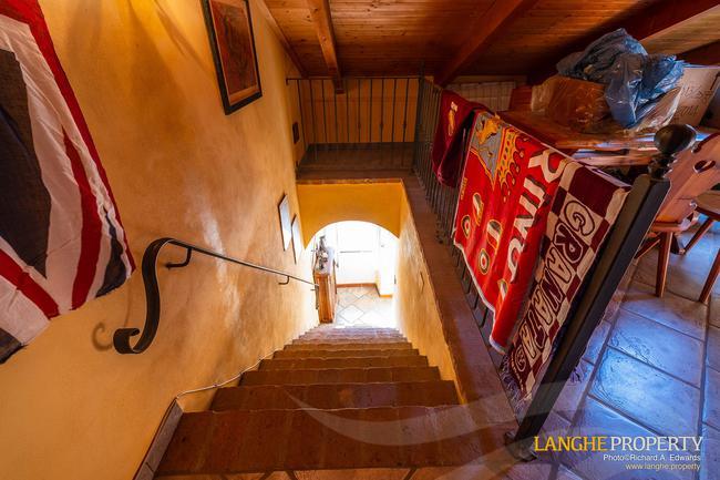 Asti farmhouse with guest apartment-42