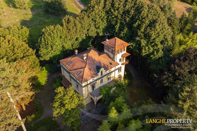 Prestigious Piedmont villa-0
