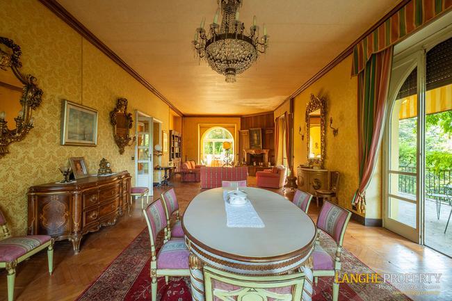 Prestigious Piedmont villa-11