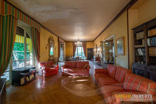 Prestigious Piedmont villa-15