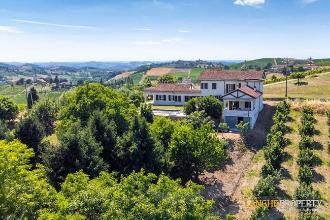 Monferrato villa in beautiful location-0