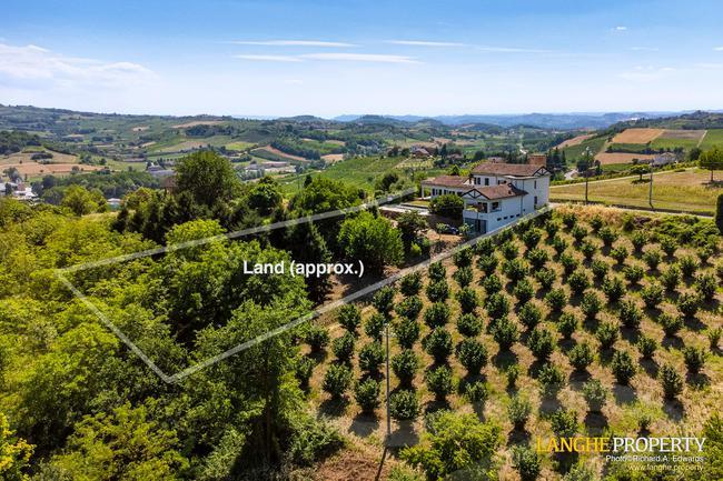 Monferrato villa in beautiful location-5