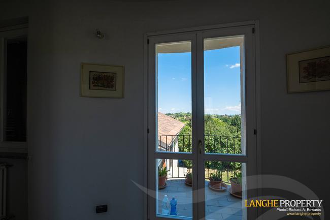 Monferrato villa in beautiful location-18