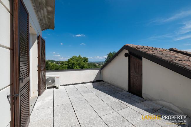 Monferrato villa in beautiful location-21