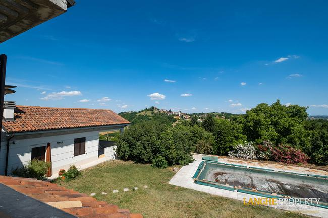 Monferrato villa in beautiful location-22