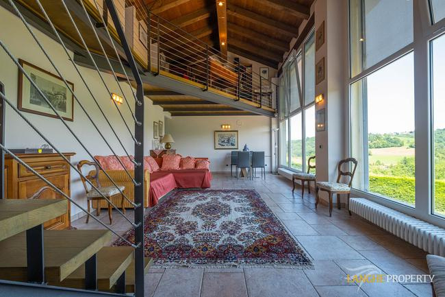 Spacious Langhe home-9