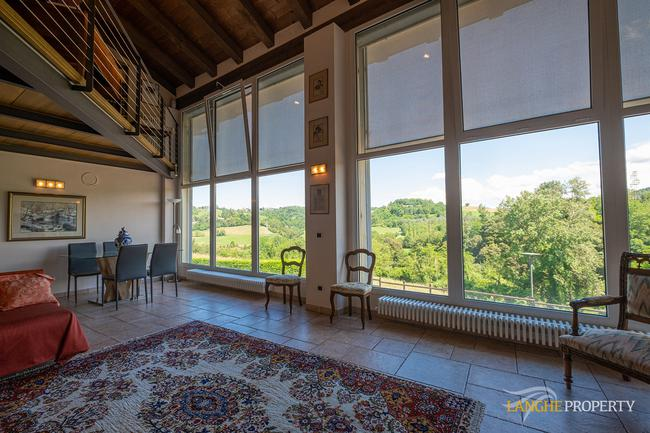 Spacious Langhe home-10