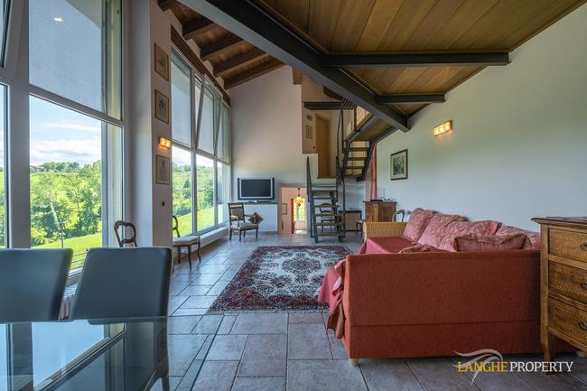 Spacious Langhe home-11