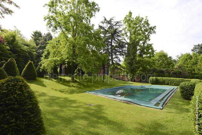 Roero villa with swimming pool-2