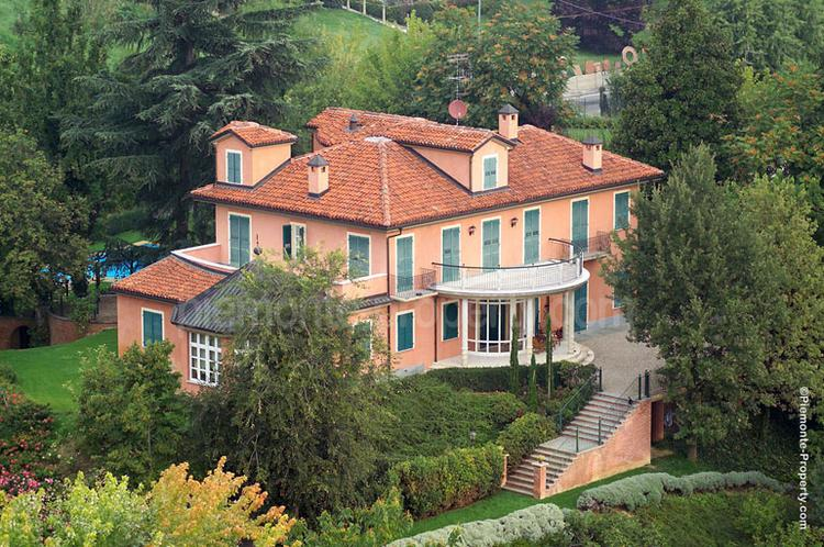 Industrialist's luxury villa