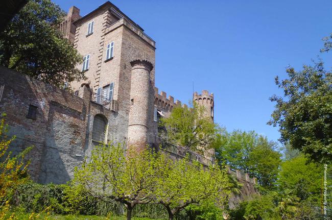 Incredible Piedmont Castle-1
