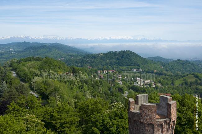 Incredible Piedmont Castle-3