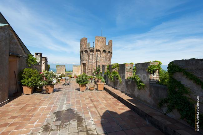 Incredible Piedmont Castle-6