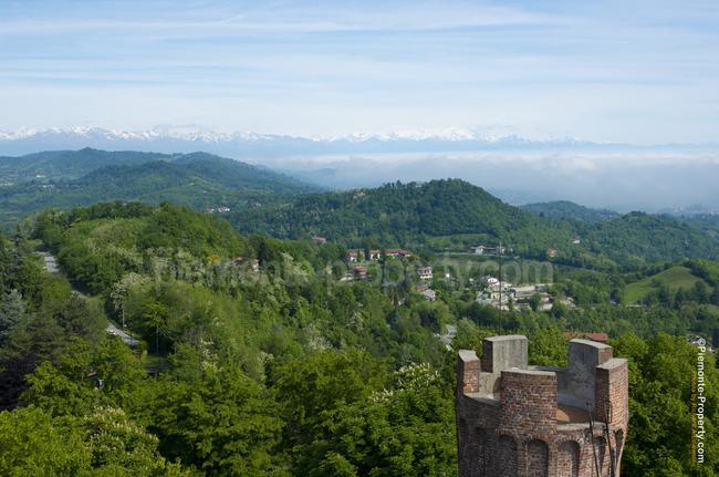 Incredible Piedmont Castle-7