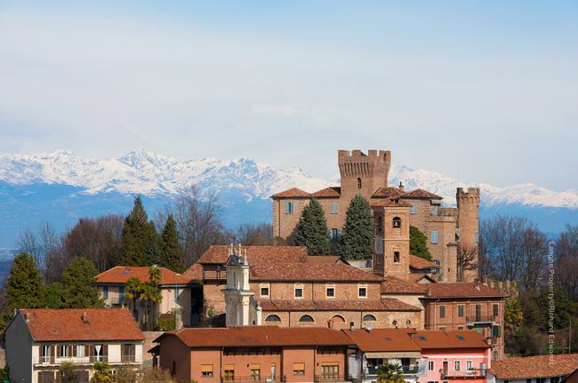 Incredible Piedmont Castle-12