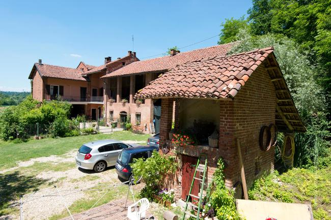 Impressive farmhouse with land-2