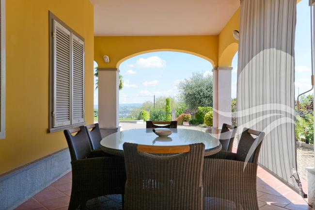 Luxury villa with view of the Alps-5