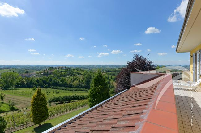 Luxury villa with view of the Alps-24