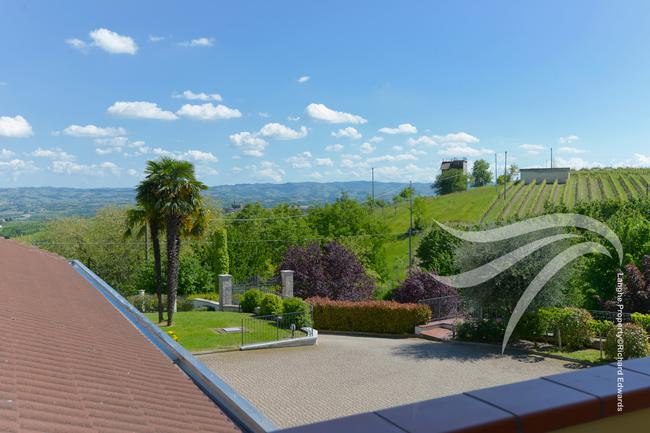 Luxury villa with view of the Alps-26