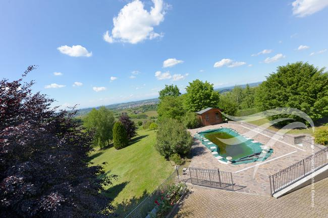 Luxury villa with view of the Alps-28