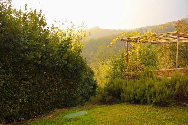 Monferrato country home with beautiful views-8