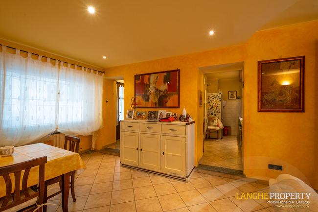 Barolo area town-house for sale-2