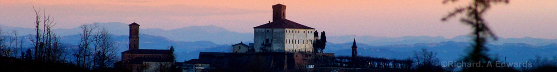 Cisterna d'Asti - location of Langhe Property