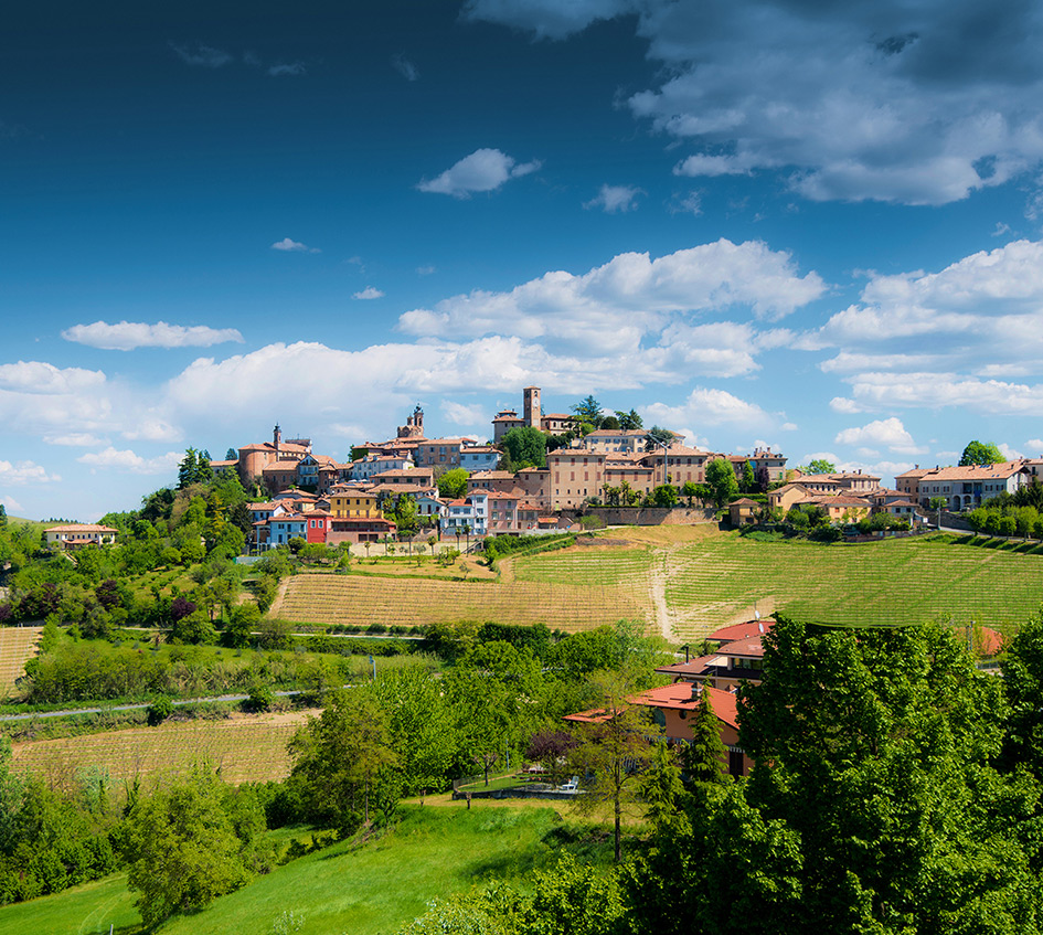 Selling you home in Piedmont, Italy
