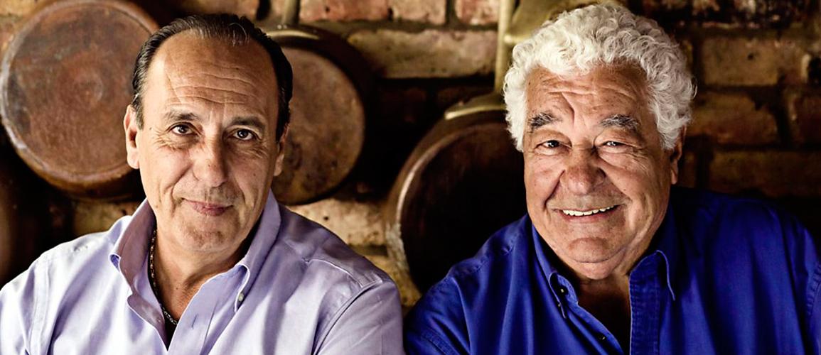 Two Greedy Italians in Piedmont Italy