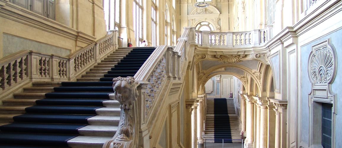 Piazza Castello, Turin Italy