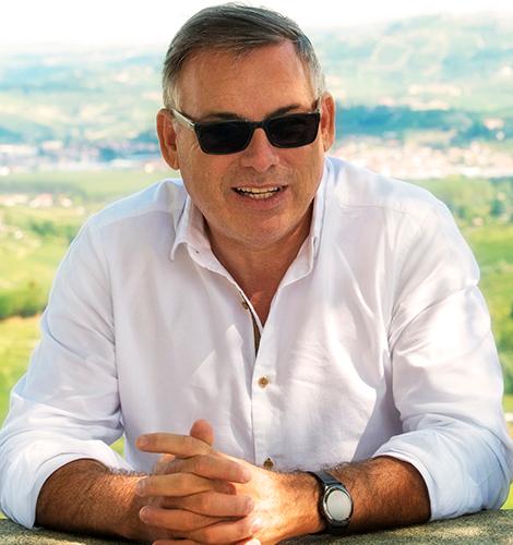 Richard Edwards, owner of Langhe Property real estate agency